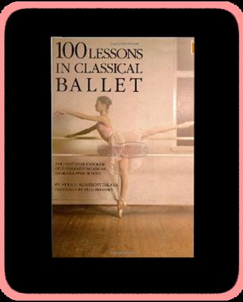 Libro 100 lecciones de ballet clásico