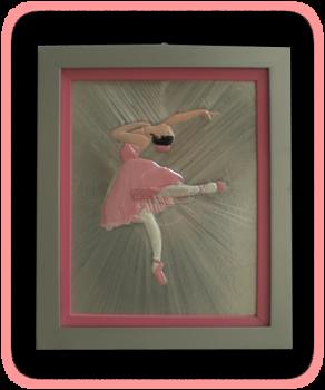 Cuadros de ballet