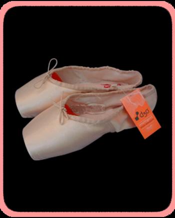 Puntas de ballet Capulet