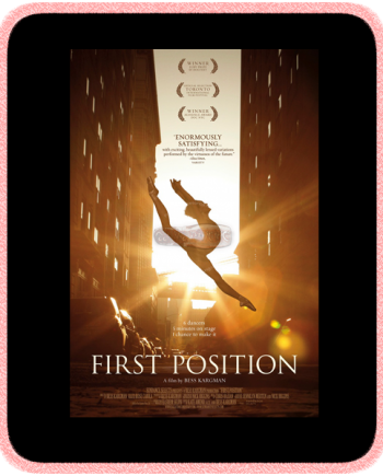 DVD First Position