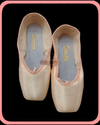 Puntas de ballet Gamba