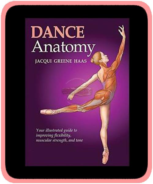 Libro Anatomía de la danza - Conoce los músculos que trabajas en el ...