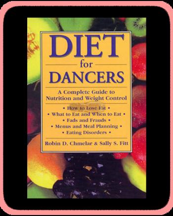 Libro Dieta para bailarines