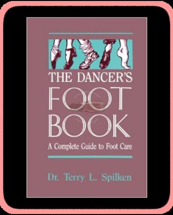 Libro pies de los bailarines