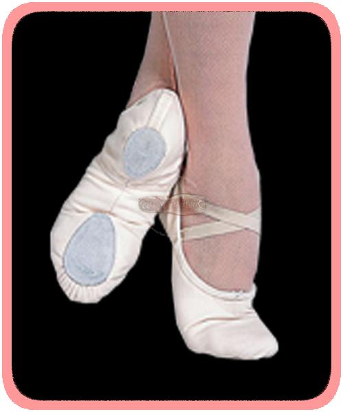 Zapatillas suaves Sansha