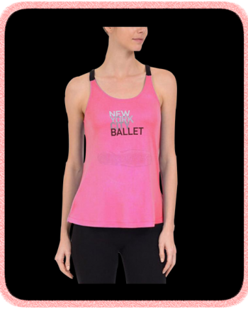 Blusa New York City Ballet