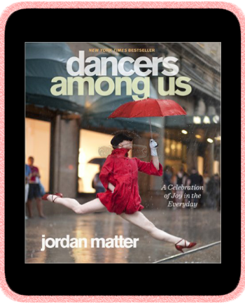 Libro Bailarines entre nosotros