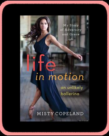 Libro de Misty Copeland