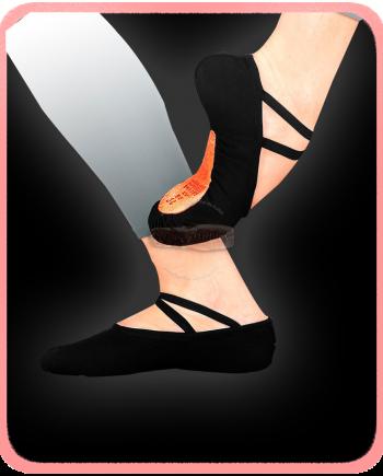 Zapatillas de ballet para varones