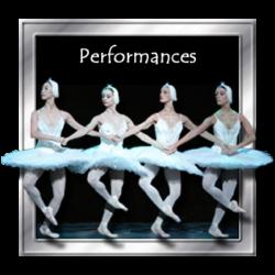 Performances de ballet clásico