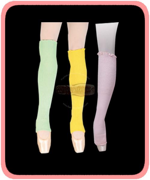 Calentadores para bailarinas de ballet
