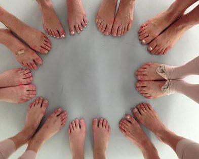 Anatomía y tipos de pie en el ballet clásico y para bailarines