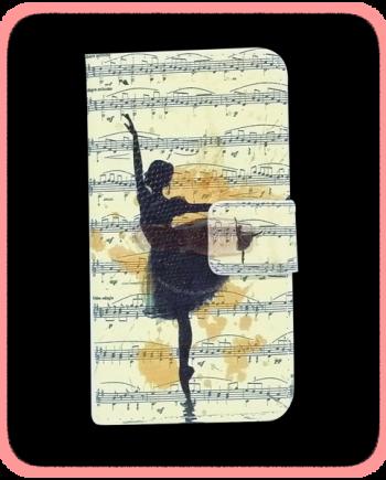 Fundas Iphone y Samsung de ballet y bailarinas