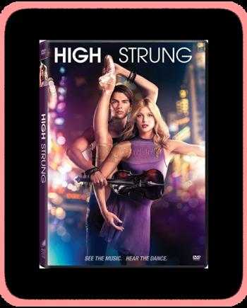 Pelicula de ballet High Strung