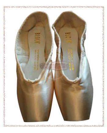 Zapatillas de ballet Bloch Alpha