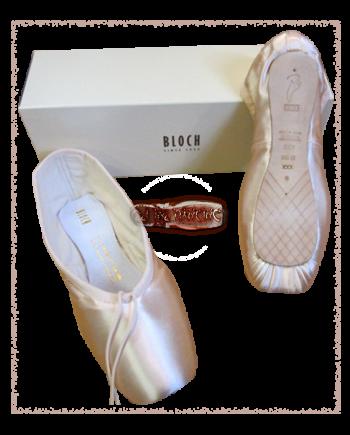 Zapatillas de ballet Bloch Axis