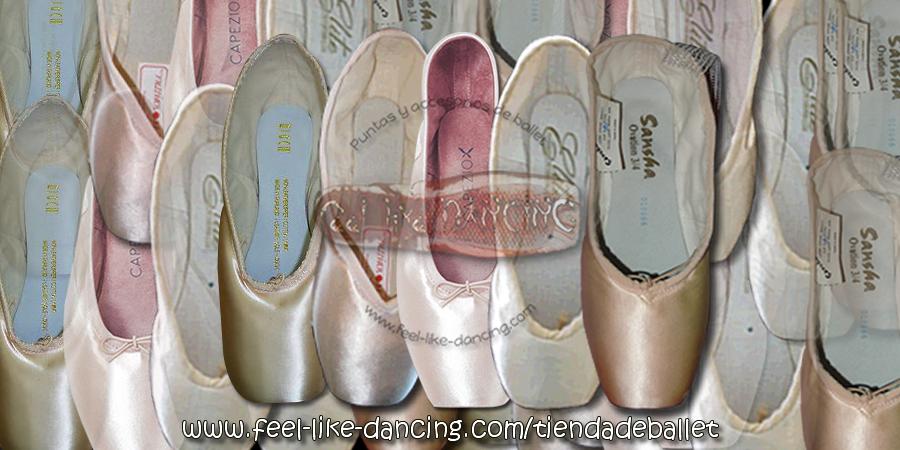3a9221a27e ballet clasico Archivos - Tienda de ballet Feel Like Dancing