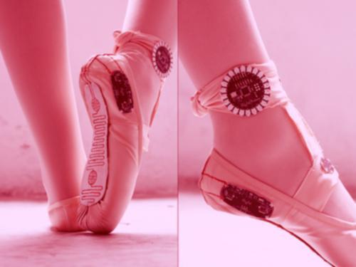 Puntas de ballet y tecnología - La tecnología también avanza en ... daef0cef8c06